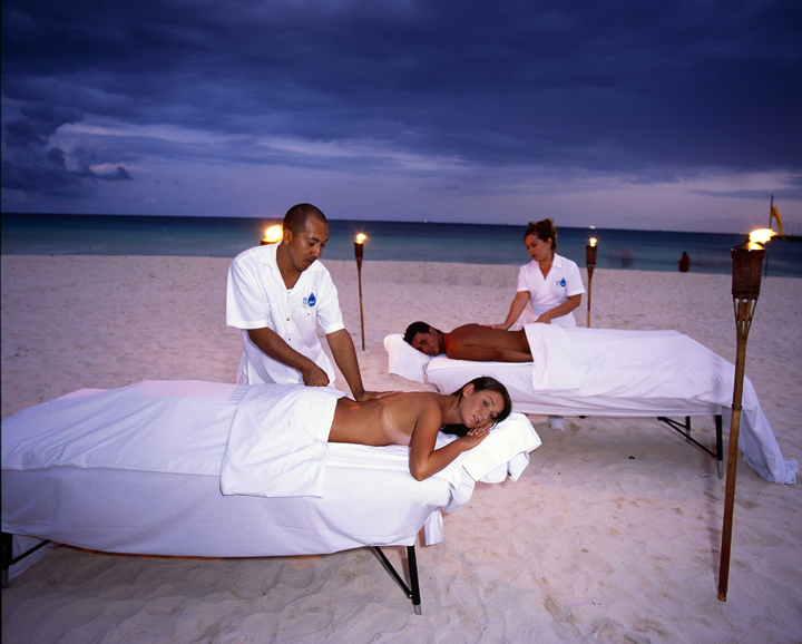 Royal Moonlight Relaxation Package