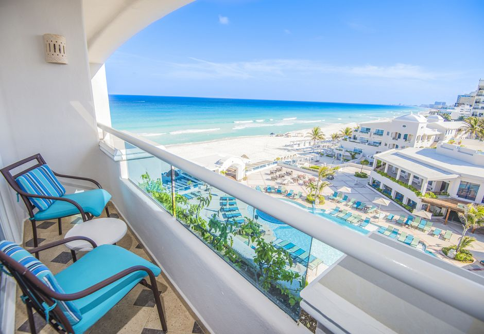 Gran Junior Ocean View Suite Upgrade